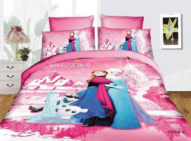 Bettwsche Anna Und Elsa