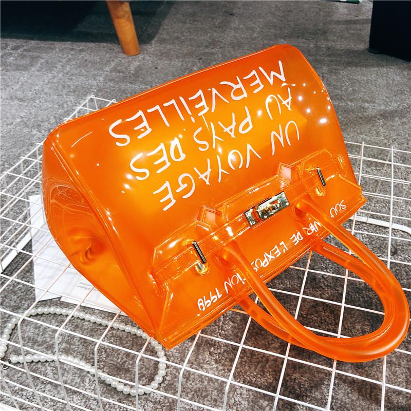 shop cheap Un Voyage au Pays des Merveilles Handbag Jelly Women Crossbody Bag