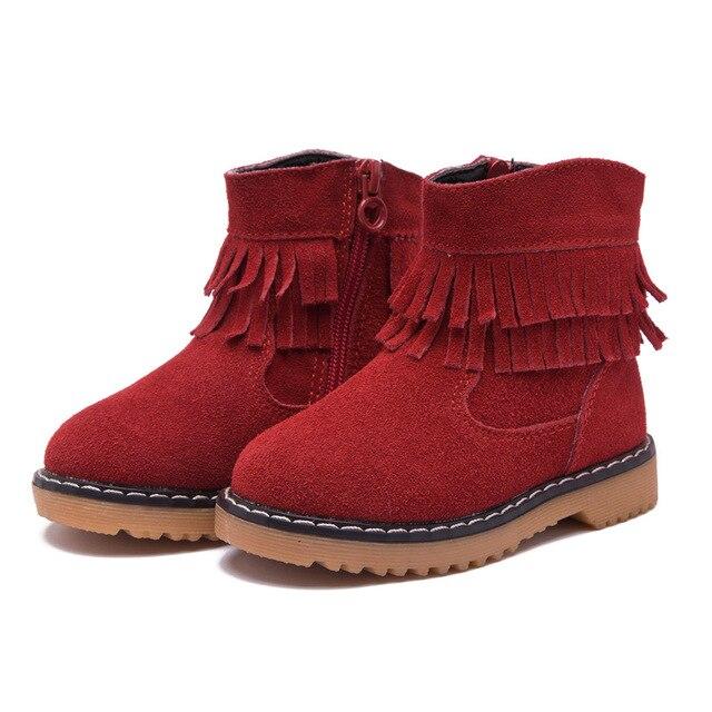 Aliexpress.com : Buy Kids Shoes 2016 Winter Girls Boots Fashion ...