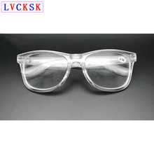 лучшая цена Student Finished Myopia Glasses Transparent Full Frame Women Men Nearsighted Eyeglasses shorted sighted blear-eyed Spectacles L3