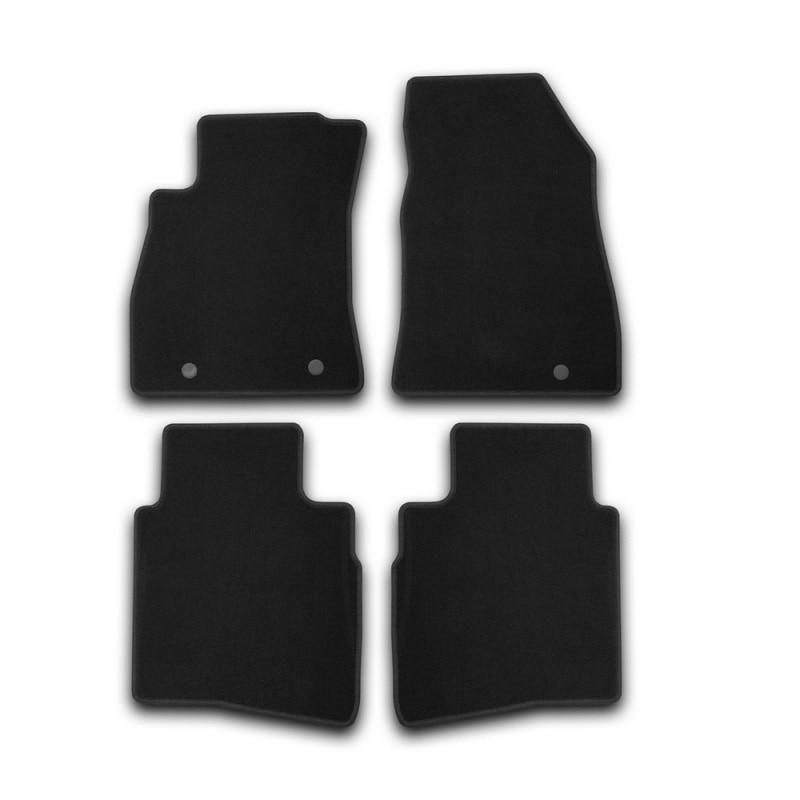 Mats in salon Klever Econom For NISSAN Sentra 2014-> сед... 4 PCs (textile) tcrt5000 reflective infrared sensor photoelectric switches 10 pcs