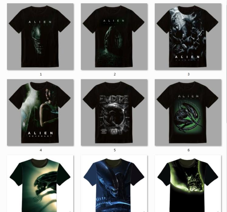 Men's T Shirt Arrival Alien Language Human Sci Fi Tee men t