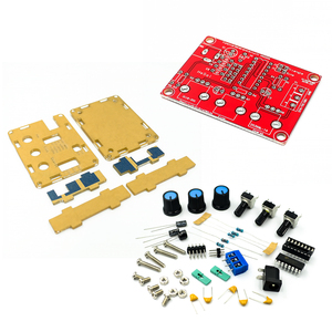 1Hz -1MHz XR2206 Function Signal Generator DIY Kit Sine/Triangle/Square Output Signal Generator Adjustable Frequency Amplitude(China)