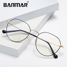 BANMAR Eyewear Glassess Anti-Glare Anti-UV Anti Blue Rays Gaming Computer Eye Glasses Stop Strain Anti-Fatigue Gamer Outfit