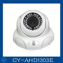 AHD camera 2.0MP metal dome cameras 2.8-12mm lens camera waterproof night vision IR cut filter 1/3 serveillance home.CY-AHD1303E