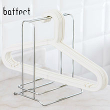Clothes Hanger Storage Rack Organizer Gathering Hangers Large Capacity Holders Stainless Steels