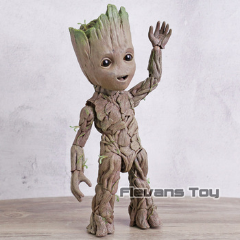 Guardians of The Galaxy Vol 2. Little Tree Man Collectible Action Figure Model Toy Gift for Children