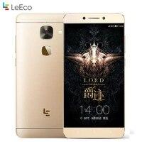 LeEco Letv S3 X622 Mobile Phone 5 5 Inch FHD Helio X20 Deca Core 2 3Ghz