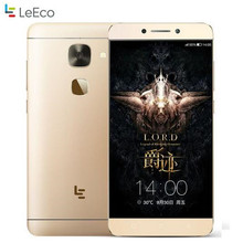 LeEco letv S3 x622/x626 Mobile Phone 5.5 Inch FHD Helio X20 Deca Core 2.3Ghz 3/4GB RAM 32GB ROM 16MP Touch ID 4G LTE Smartphone