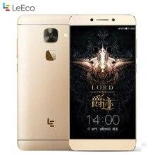 LeEco letv S3 x626 Handy 5,5 Zoll FHD Helio X20 Deca Core 2,3 Ghz 4 GB RAM 32 GB ROM 16MP Berühren ID 4G LTE Smartphone