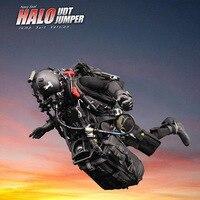 Лидер продаж уплотнители дайверов Келпи солдаты фигурку модель десантника 1/6 Halo HAL