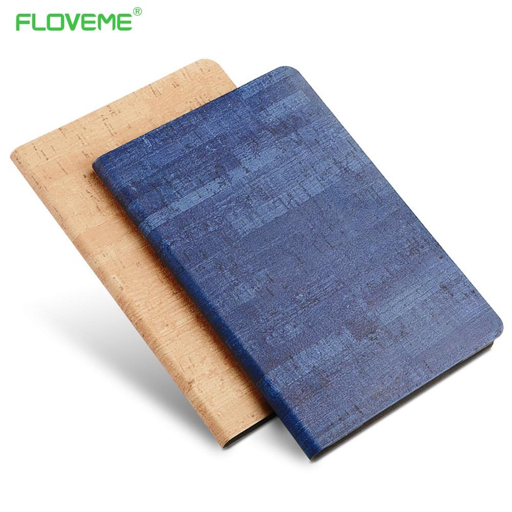 FLOVEME Smart Sleep Flip Cover For iPad mini 1 2 3 4 Casual Ultra Slim Rock Stone Skin Tablet Protector Case Capa For iPad 7.9