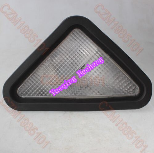 Right Headlight Lamp Lens Light for 864/863/773/763/753/751 new 6577801 headlight lamp lens light for bobcat 450 453 463 553 653 751 753 763
