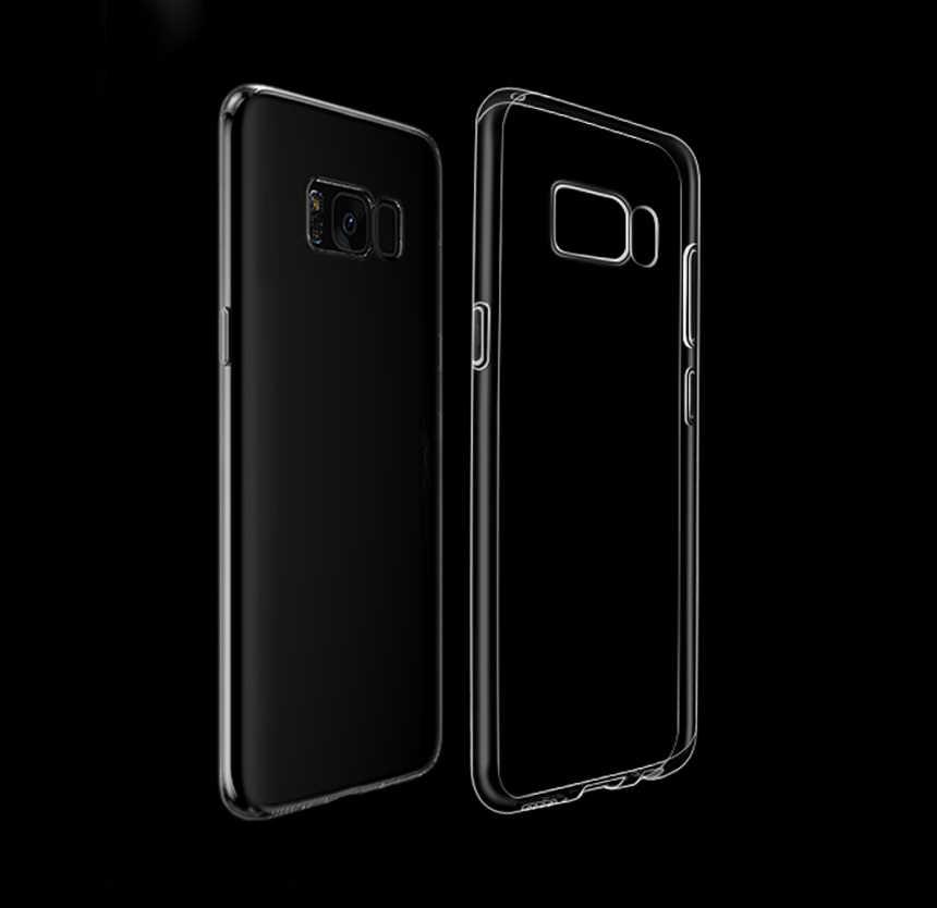 Lucu Meme Apakah Anda Ok Aku Baik-baik Saja Lembut Bening Phone Case Cover Fundas Coque untuk iPhone 6 6 S 7 8 PLUS 5 5 S SE X XS Max untuk Samsung