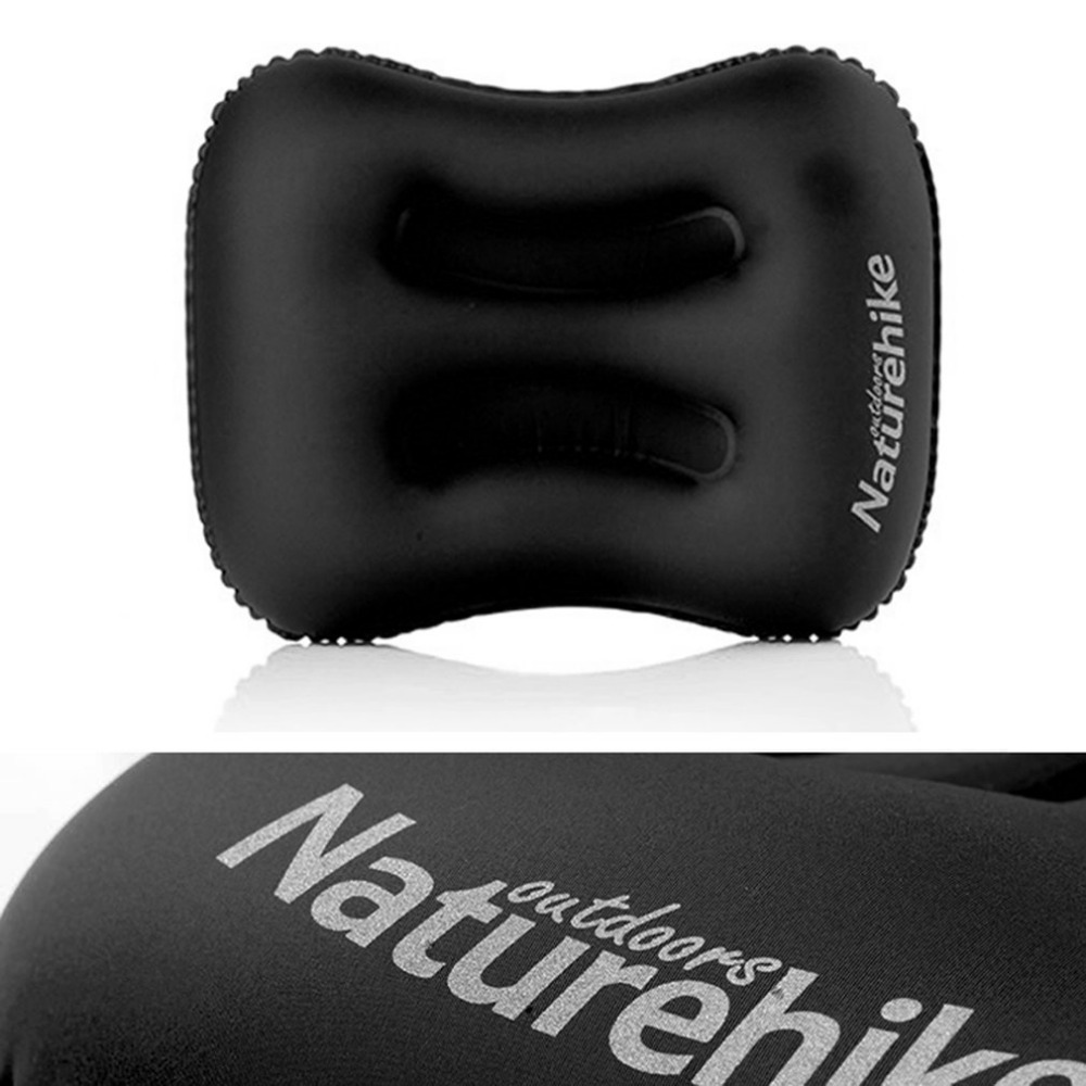 Image 4 - Naturehike Inflatable Camping Travel Pillow Cover Thicken Warm Comfortable Pillow Case With Pillow Pocket Dust proof Anti dirt-in Camping Mat from Sports & Entertainment