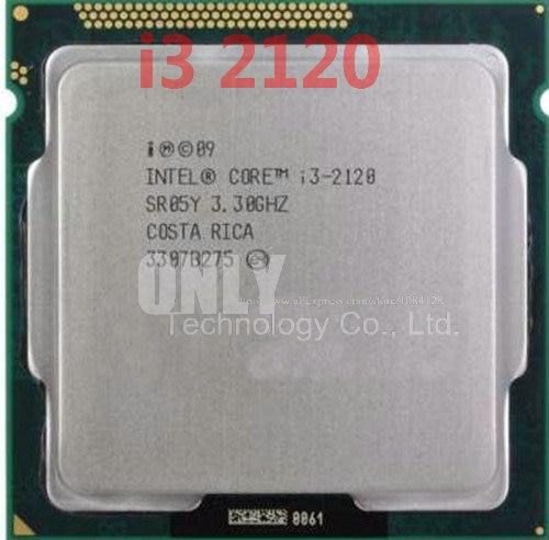 Intel Core i3-2120 SR05Y 3.30GHZ 3MB Cache Desktop CPU Processor