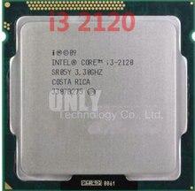 Free Shipping i3 2120 Processor 3.3GHz /3MB Cache/Dual Core /Socket 1155/ 65W I3-2120 Desktop CPU