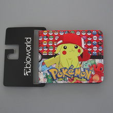 Variety Of Pokemon Leather Wallet