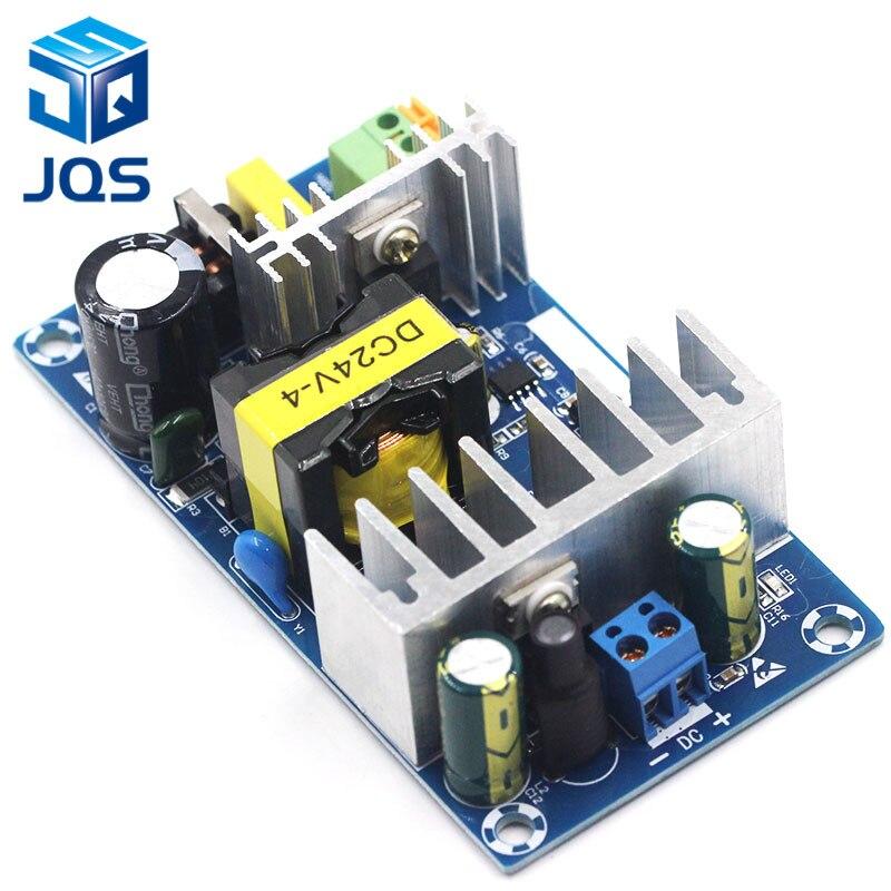HTB1Y DvasvrK1Rjy0Feq6ATmVXaF - 100-240V to DC 24V 4A 6A switching power supply module AC-DC Step-down module