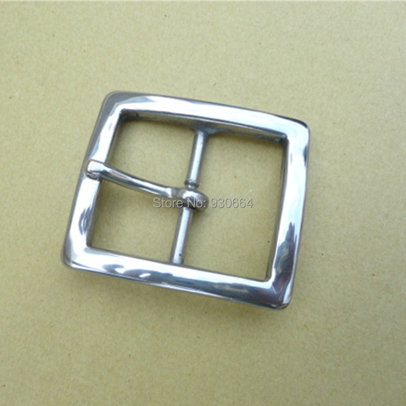 New  Men's Stainless Steel Belt Buckle Polished By Hand Metal Cowboy Belt Head Men Buckle Accessories Fitting W014