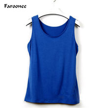 2a6d6989b3d44 Faroonee 2019 New Summer Fitness Tank Top Female T Shirt Loose Women T-shirt  O-neck Slim Tops Fashion Clothes Plus Size 6X Q4527