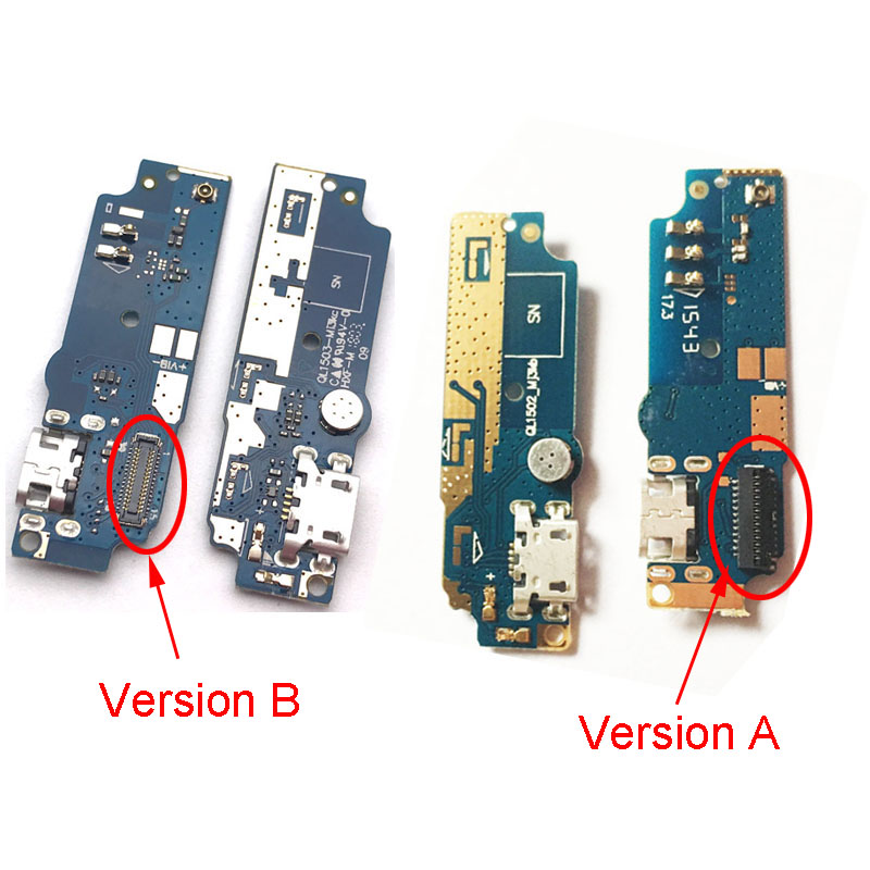 New USB Charging Port Board Flex Cable Connector Parts For Asus Zenfone Max ZC550KL Z010DA QL1503 QL1502 Fm01b USB Replacement