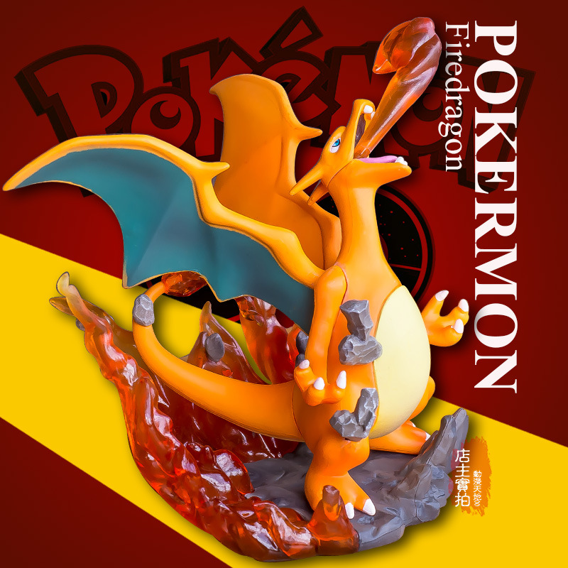 NEW hot 15cm Charizard Pikachu collectors action figure toys Christmas gift doll no box new hot 30cm sexy adult high school dxd himejima akeno collectors action figure toys christmas gift doll no box