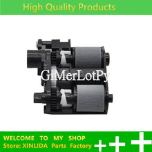цены GiMerLotPy Original new pick up roller For HP 1415 226 225 1536 HP M226 M225 M1536 HP1536 HP1415 ADF Pick up roller