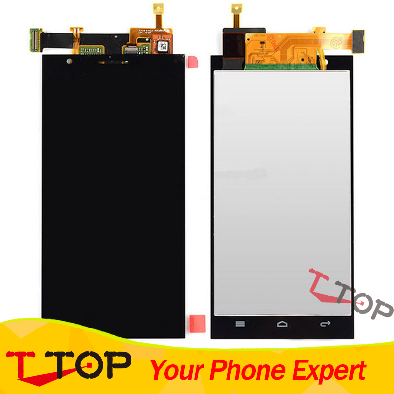 4.7 For Huawei Ascend P2 LCD Display With Touch Panel Screen Digitizer Sensor Assembly 1PC/Lot 100% tested original for huawei ascend p7 lcd display touch screen digitizer assembly 5 inch touch panel replacment