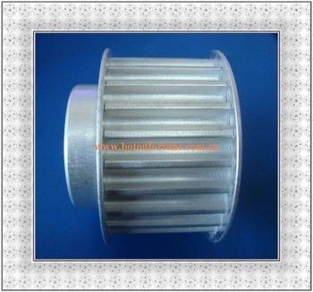 46 teeth T10 timing tensioner pulley conveyor belt pulley  timing pulleys 10mm width 2pcs a pack
