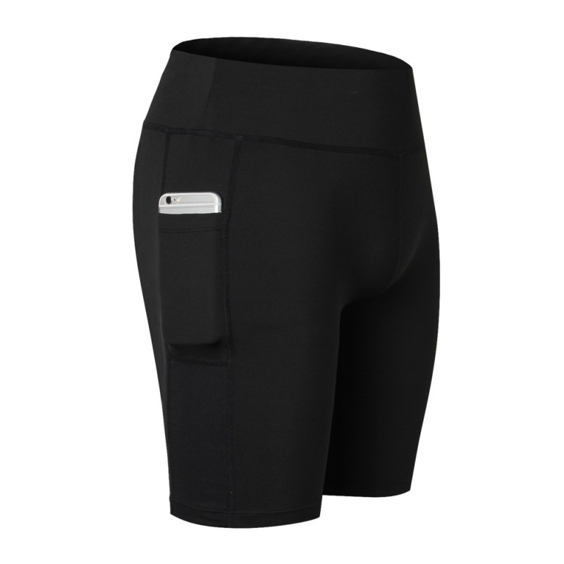 Sports-Shorts Womens Running Workout Fitness Gym Yoga for Athletic-Compression Quick-Dry