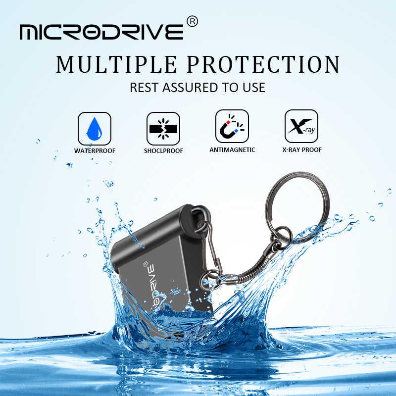 Super Mini Micro Pen Drive Metal USB 8 GB GB GB 64 32 16 GB Unidade Flash USB pode ser Personalizado logotipo Presente memory stick