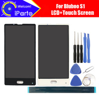5 5inch BLUBOO S1 LCD Display Touch Screen Digitizer 100 Original LCD Screen Glass Panel Assembly