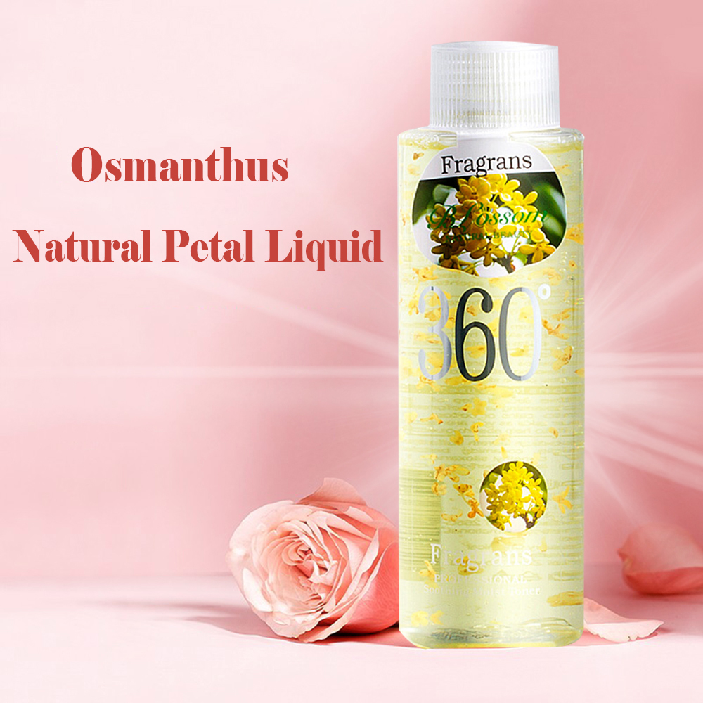 WOKALI Woman Clean and healthy Osmanthus essence Petal bath water Toner clean Hydration Moisturizing Anti-Aging
