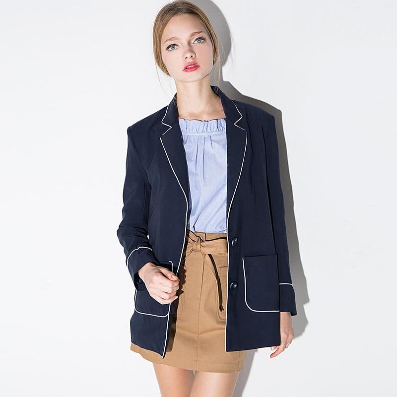 Online Buy Wholesale navy blazer women from China navy blazer ...