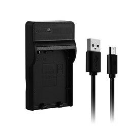 EN-EL14A EN-EL14e usb carregador de bateria para nikon d3400 d5500 d5600 dslr câmera carregador de bateria