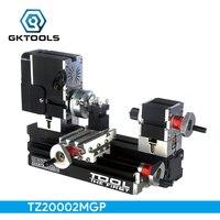 TZ20002MGP FAI DA TE Elettrolitico BigPower Mini Metallo Tornio, 60 W 12000r/min Motore, standardizzato bambini istruzione, MIGLIORE Regalo
