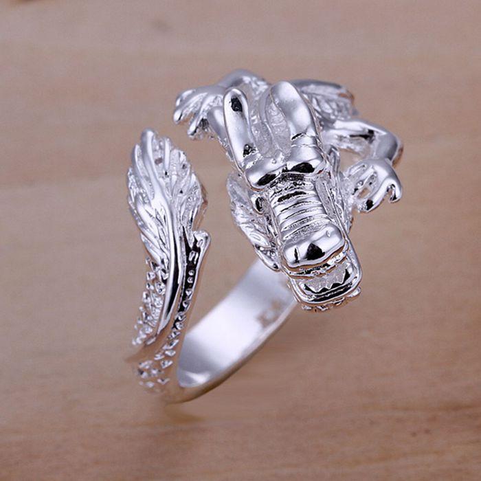 Popular Dragon Ring for Women Buy Cheap Dragon Ring for Women lots