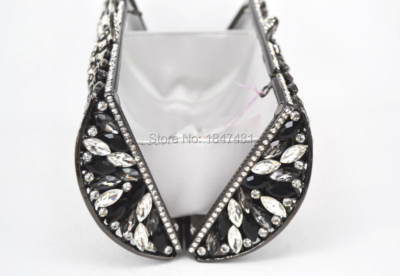 Luxe Diamant Cristal Nuit De Bourse Any Blanc Femmes Dames Embrayages À Main Sc072 Sacs Soirée Noir Color Partie Sac wOCv5q5