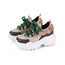 2018 Spring Autumn Women Casual Shoes Comfortable Platform Woman Sneakers Ladies Trainers chaussure femme w21