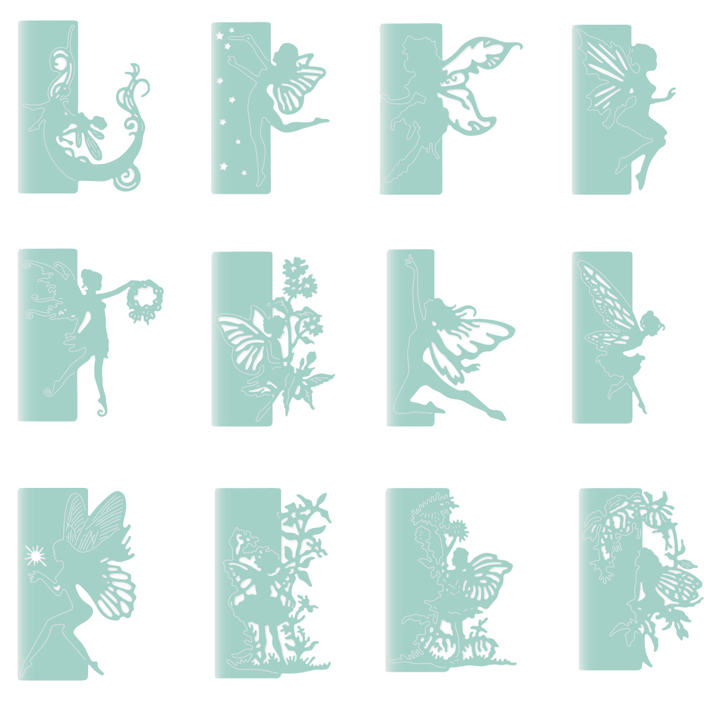 1X Metal Cutting Dies Stencil Scrapbooking Card Making Paper Embossing Craft