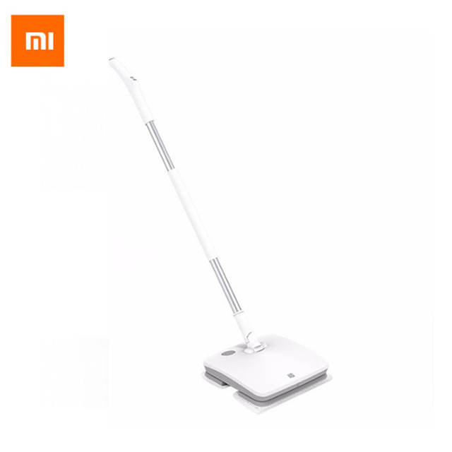 xiaomi swdk wireless handheld electric mop wiper floor washers with light and built in 2000mah. Black Bedroom Furniture Sets. Home Design Ideas