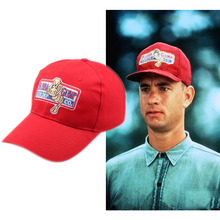 Running Hiking Cap Men Women Sport Summer Embroidered Hat Costume Forrest Gump 1994 BUBBA GUMP SHRIMP CO.