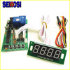 Timer Control Board Power Supply for Coin Acceptor Selector Vending Coffee Machine with 40cm White Lead,JY-15B
