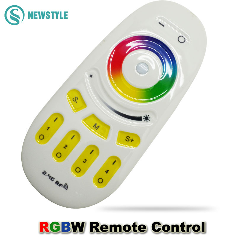 Mi light 2.4G 4-Zone RGB Remote Control Wireless RF Remote Controller for RGB LED strips