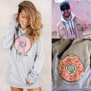aa82aa977b36 Thefound Women Hoodies Sweatshirt Hooded Pullover Tops