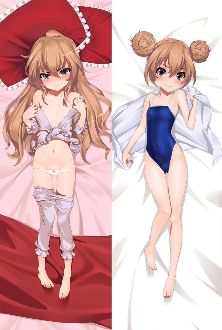 59inch Anime Dakimakura Pillow Case Cover Toradora! Aisaka