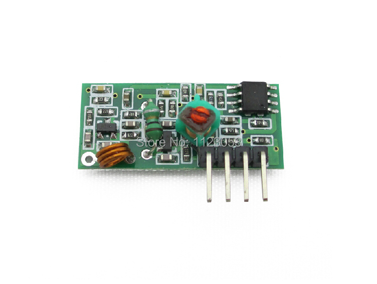 20PCS 433Mhz RF transmitter and receiver link kit for Arduino//ARM//MCU remote CA