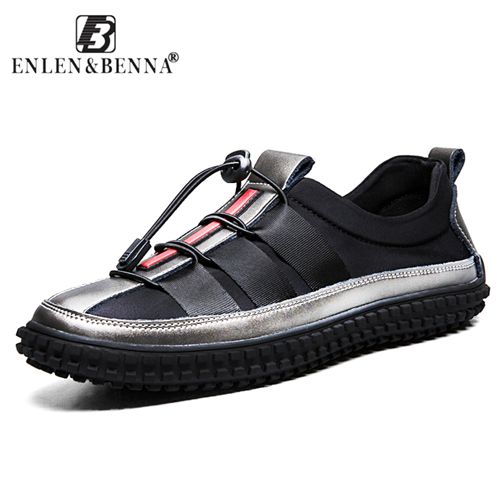 Enlenbenna Men Shoes Casual Leather Shoes Mens Luxury Brand Summer Leisure Breathing Flats For Men New 2017 Zapatos Hombre high quality 2016 new design unique genuine leather men shoes zapatos hombre snake luxury brand formal casual mens loafers shoes
