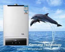 Купить с кэшбэком Strong Emission Type LPG Instant / Tankless water heater 12L CE approved AU Plug